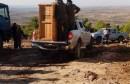 وصول الدفعة الاولى من الغزال الاطلسي الى محمية جبل السرج