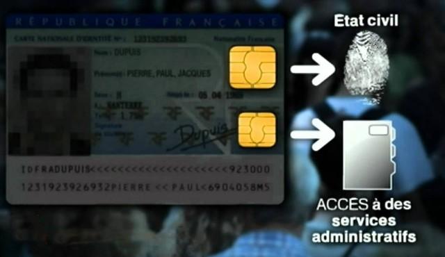 بطاقة التعريف الوطنية البيومترية