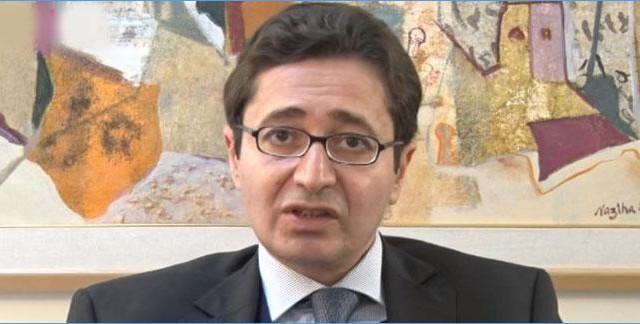 وزير المالية بالنيابة محمد الفاضل عبد الكافي