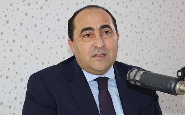 كاتب الدولة المكلف بالتجارة الخارجية هشام بن احمد