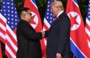 انطلاق أعمال قمة تاريخية بين الزعيمين الأميركي والكوري الشمالي في سنغافورة