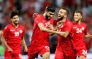 تشكيلة المنتخب التونسي في مقابلة بلجيكيا