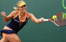 لاعبة التنس الألمانية كيربر