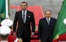 ملك المغرب ورئيس الجزائر
