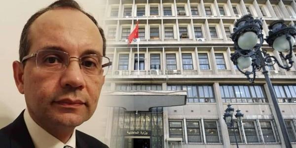 وزير الداخلية هشام الفوراتي