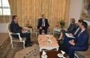 وزير الداخلية يتحادث مع سفيرة المملكة المتحدة بتونس