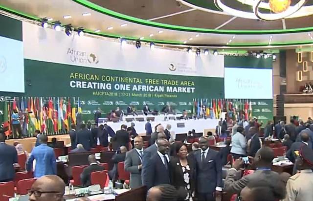 مفاوضات اتفاقية منطقة التبادل الحر الافريقية ستنطلق يوم 30 ماي الجاري