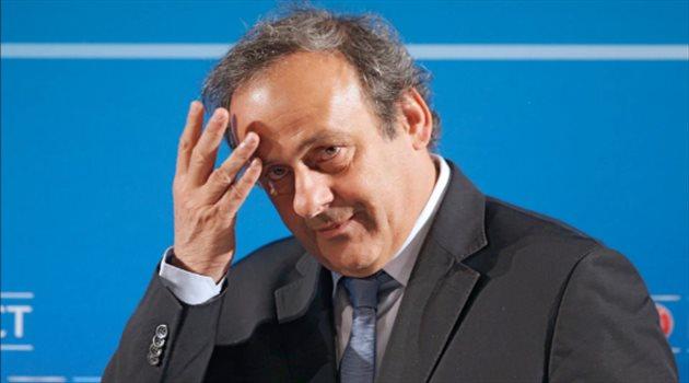الرئيس السابق للاتحاد الأوروبي لكرة القدم ميشال بلاتيني