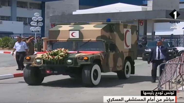 """Résultat de recherche d'images pour """"جثمان السبسي قرطاج"""""""