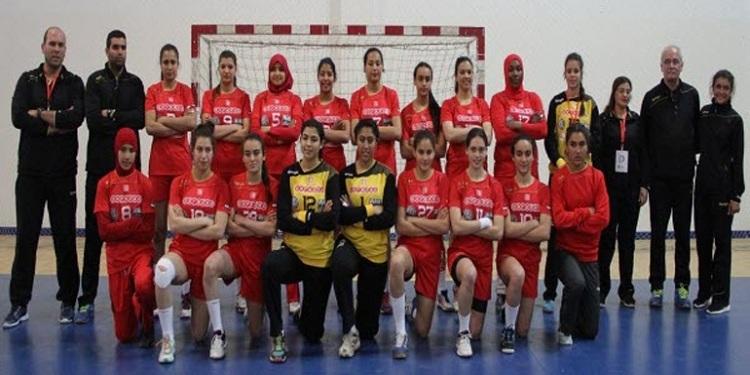 المنتخب التونسي للصغريات في كرة اليد يشارك في بطولة أفريقيا