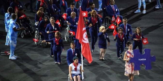 بطولة العالم لالعاب القوى لذوي الاحتياجات الخصوصية - المتخب التونسي